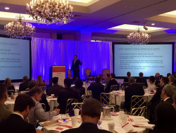 The 13th North American Family Office Conference in Boston.