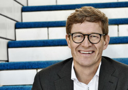 Niels Christiansen, chief executive of Lego Group