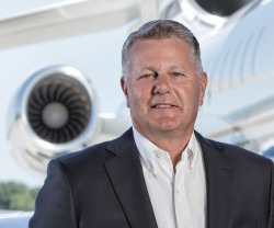 Shawn Vick, chief executive of Global Jet Capital