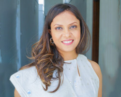 Priyanka Gupta Zielinski is the executive director of her family business MPIL Steel Structures Ltd.